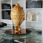 Fabergé egg Sculpture